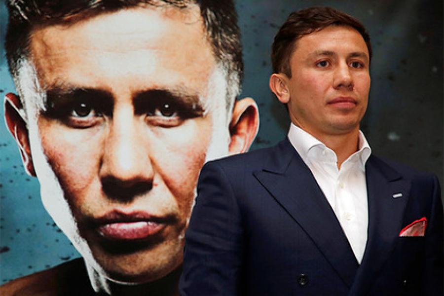 Геннадий Головкин подерётся суроженцем Армении