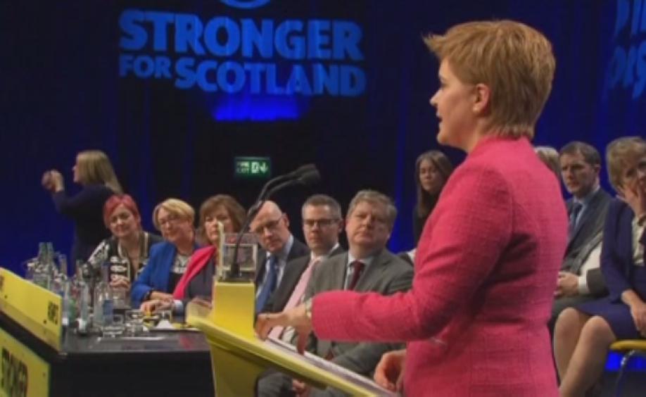 Brexit дает право нареферендум онезависимости— 1-ый министр Шотландии