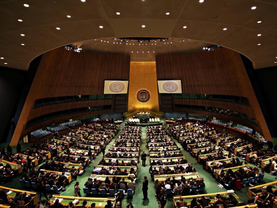 УКазахстана есть авторитет, чтобы продвигать ядерное разоружение— помощник генерального секретаря ООН