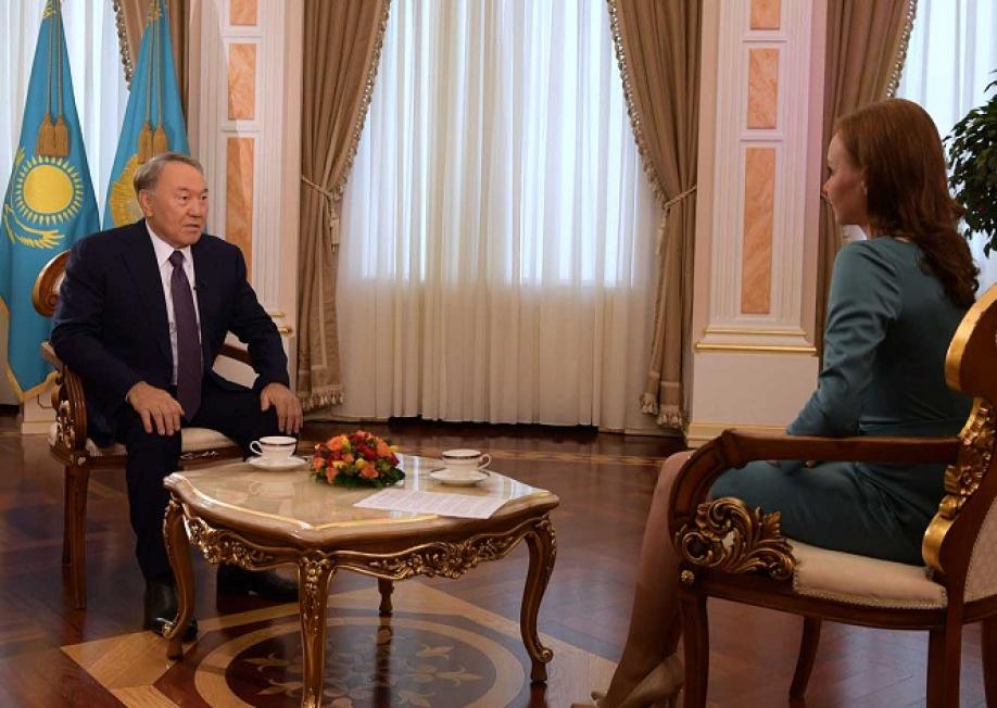 Президент Казахстана поблагодарил граждан России затёплые отношения