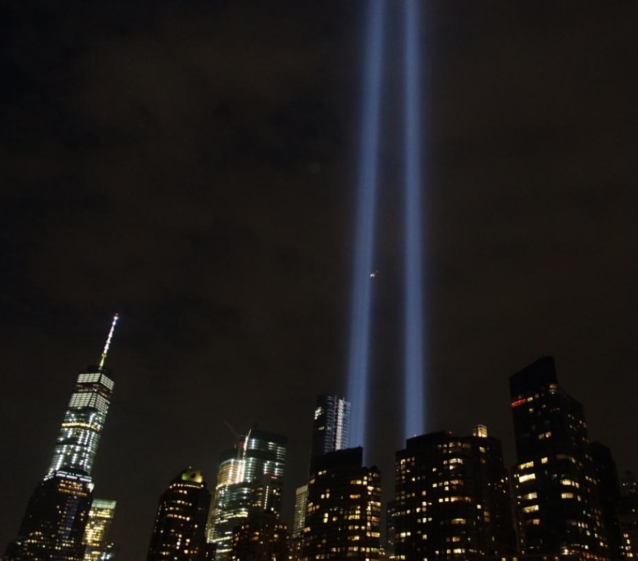 11сентября исполняется 15 лет содня террористических нападений наСША