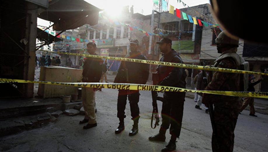 5 человек погибли при взрыве впротестантской церкви вПакистане