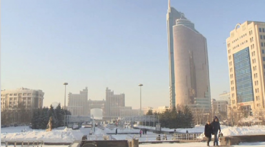 Резкое похолодание прогнозируют в столице России