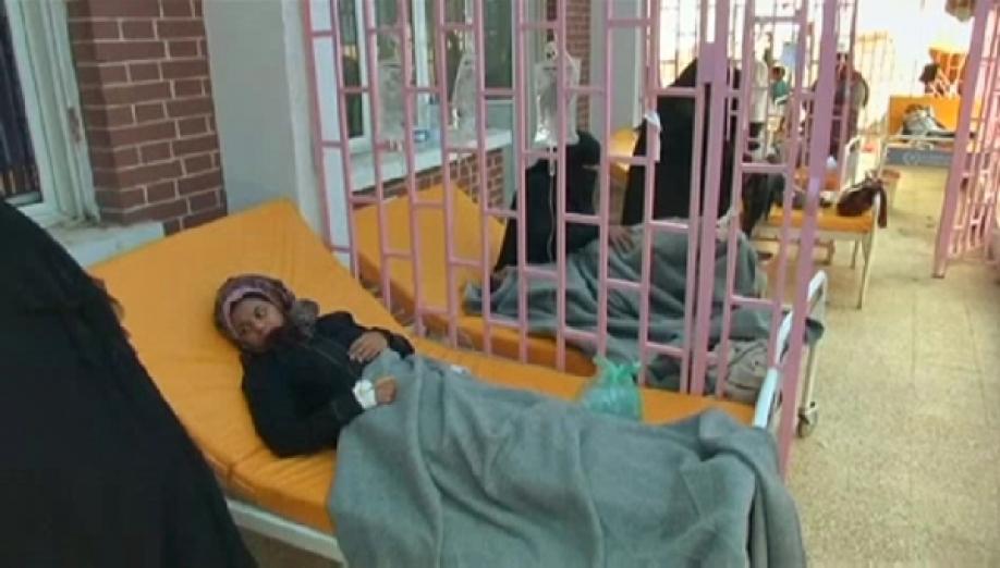 ВЙемене число жертв вспышки холеры приближается к800