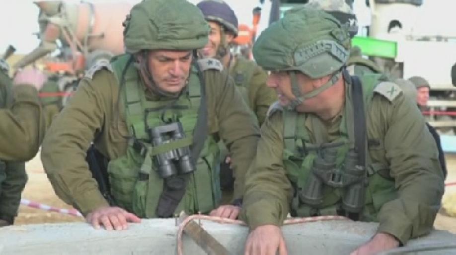 Израиль вновь открыл границу ссектором Газа