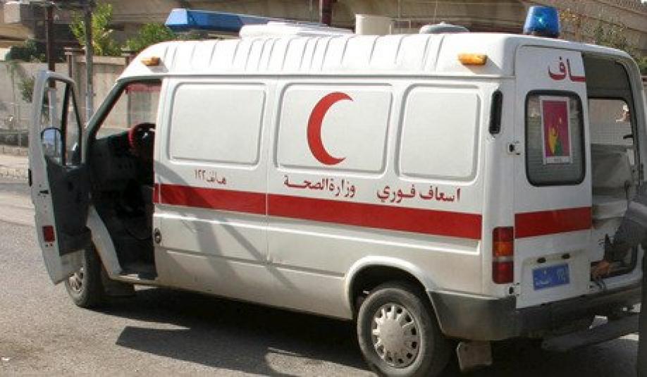 ВИраке смертник подорвал автомобиль скорой помощи, есть жертвы