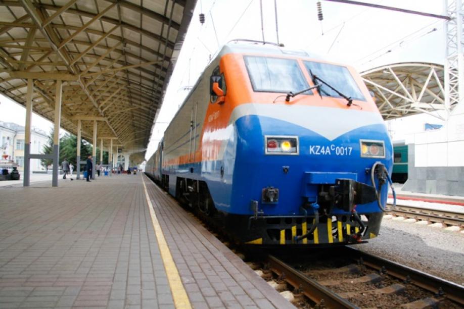 Москва иАстана отменили пограничный контроль для поездов