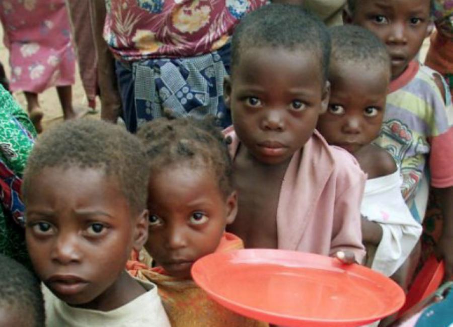 ВООН подсчитали всех голодающих напланете