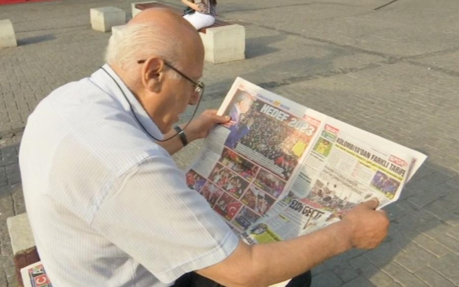 В Турции прекратил действовать режим ЧП