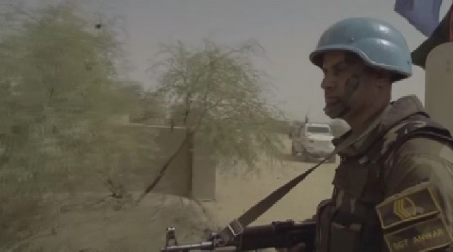 Конвой миссии ООН вМали подорвался намине, 4 миротворца погибли