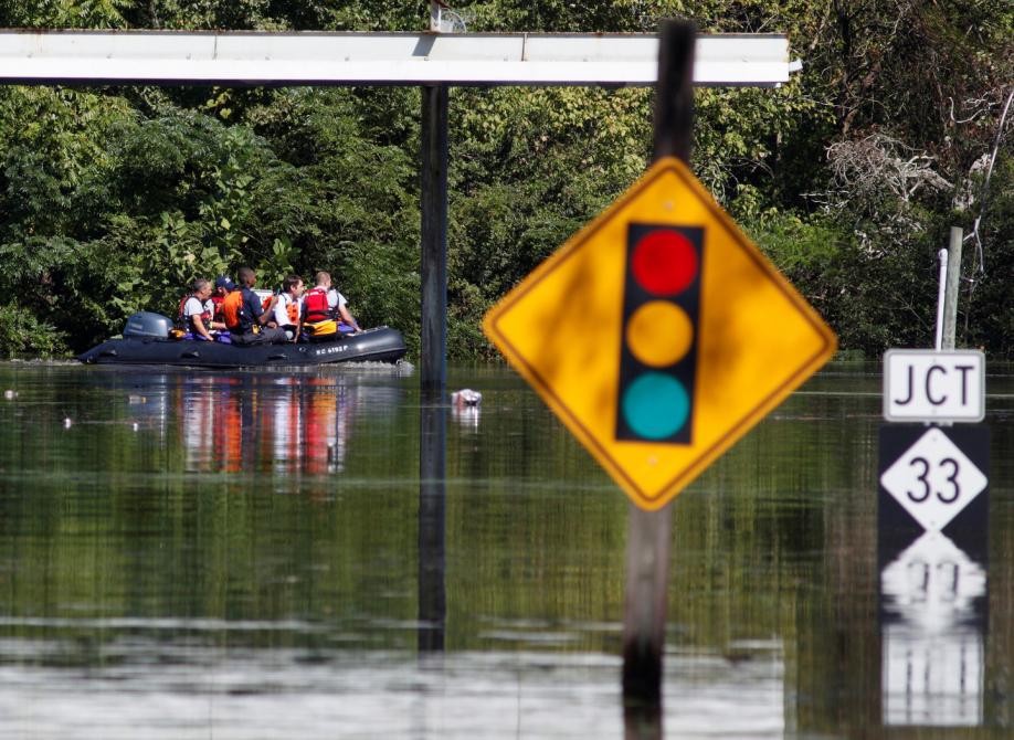 Число погибших урагана «Мэтью» вСША достигло 33 человек— кошмарная стихия