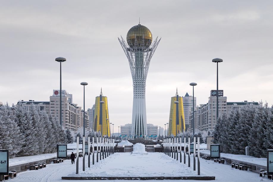 ВКазахстане предлагают переименовать столицу начесть первого президента