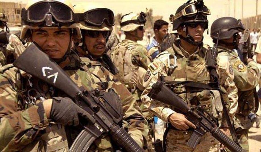 Иракская армия освободила квартал навостоке Мосула